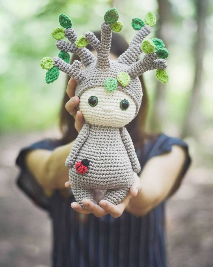 Amigurumi Best Doll Free Crochet Patterns