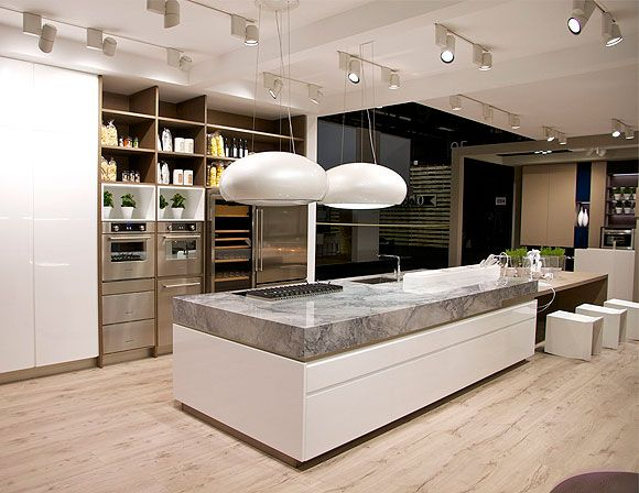 50 best cocinas images on Pinterest | Chandeliers, Kitchens and ...