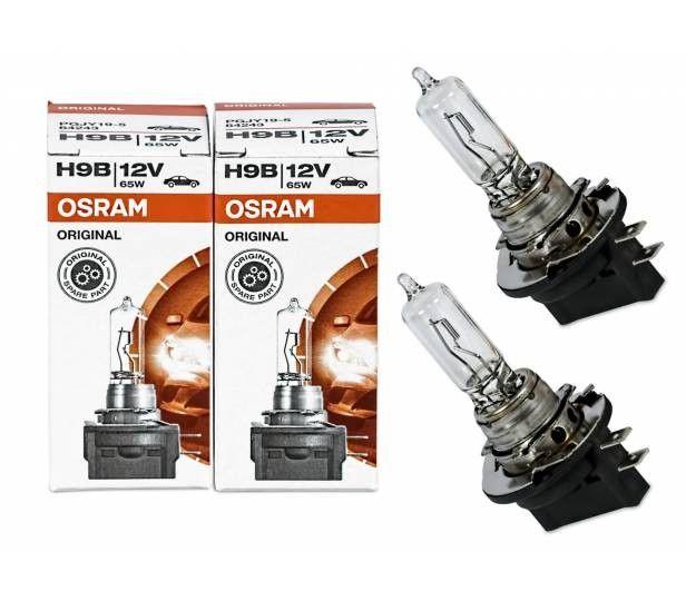 Osram Original Line 12v H9b 64243 Autolampe 2 Stuck Osram Lampen Autos