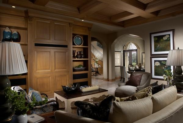 Michelangelo Homes - Fort Myers, Florida by BERLINE Fine Interiors