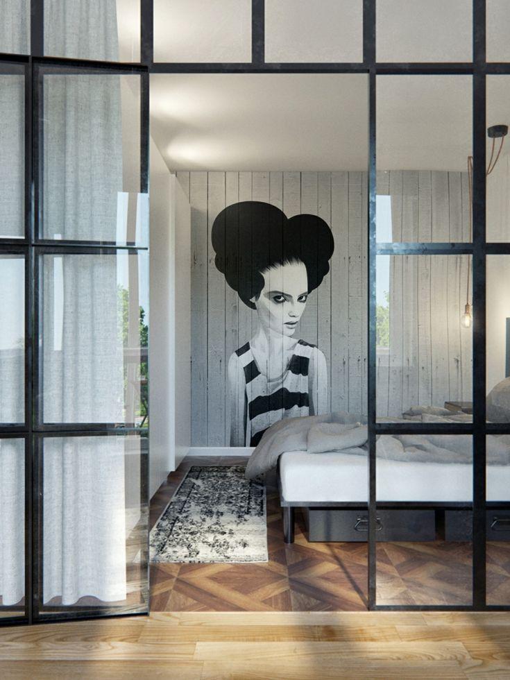 36 best déco sympa images on Pinterest Room, DIY and Architecture - enlever du crepi d interieur