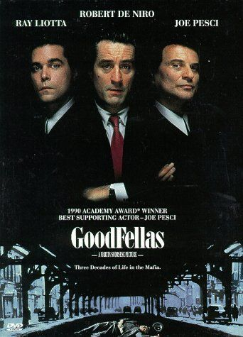 """One of the best mob movies ever!  Remember when Liotta's wife asked for shopping money? """"I want this much"""" (measuring with her fingers) - I wanna do that one day!"""