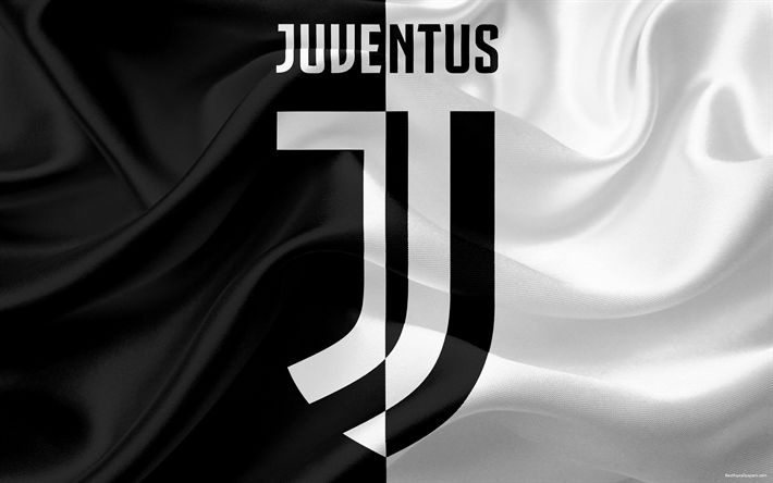 Scarica sfondi Nuovo logo Juventus, 4k, logo, Juventus, calcio, Serie A, Italia, Torino