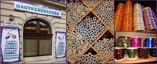 Méteráru boltok Budapesten