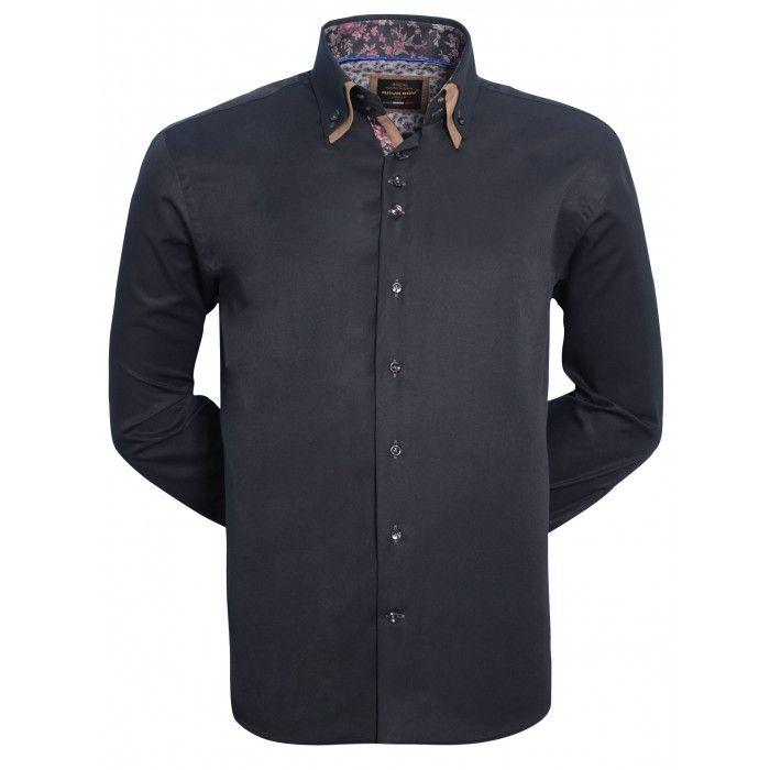 Arya Boy overhemd antraciet - laatste maten - nu € 34,99 - Gratis verzending
