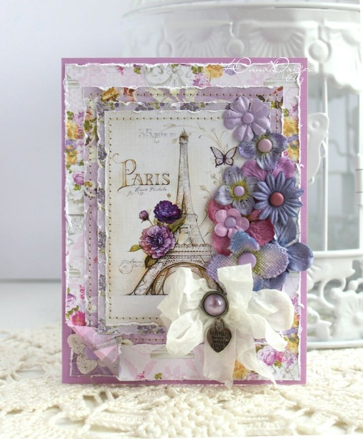 1000 ideas about paris cards on pinterest vintage - Boutique scrapbooking paris ...