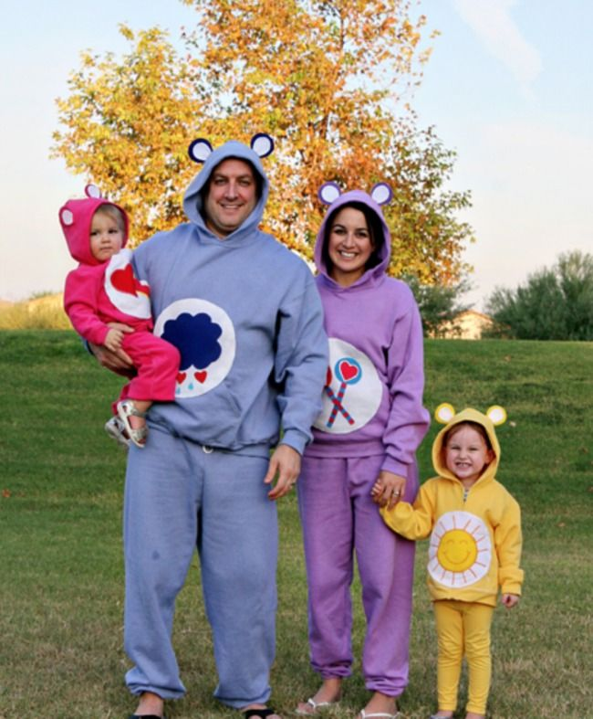 40 fabulous themed family halloween costumes via brit co