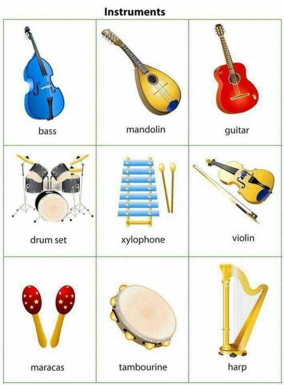 Musicalinstruments Musical Instruments Preschool Musical Instruments Preschool Instrument Family Worksheet Preschool Music