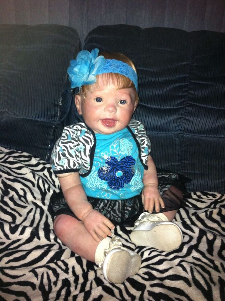 Cute Reborn Baby Doll Soft Silicone 18 Inch Handmade Baby: 1000+ Ideas About Reborn Toddler On Pinterest