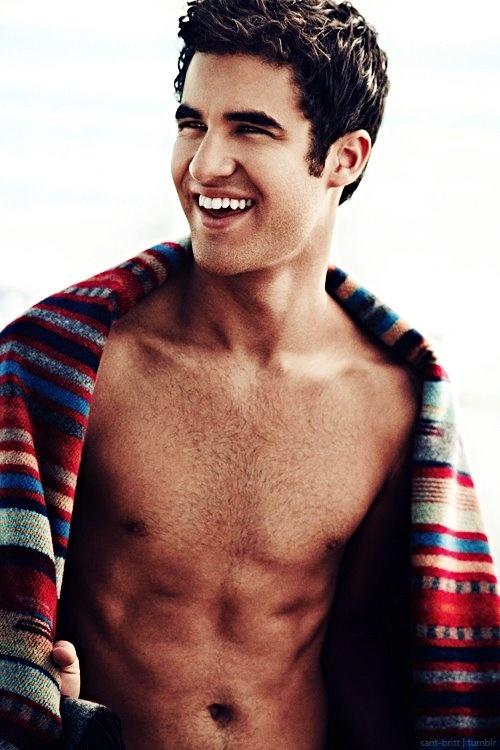 Darren Criss = adorable