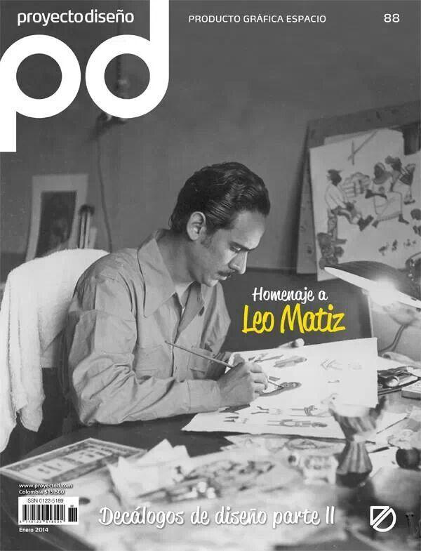 @proyectodiseno en homenaje a Leo Matiz. Fotógrafo de Aracataca, Magdalena