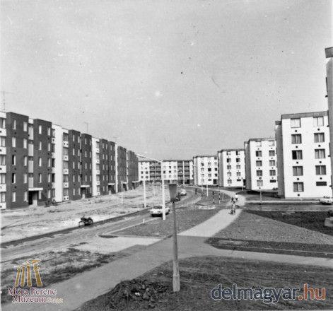 Olajos u 1968-70