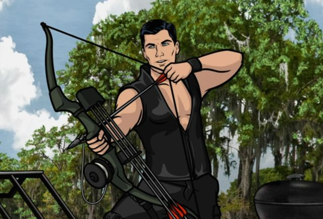 I Am Sterling Archer, and I Am Here to Rank Famous Archers