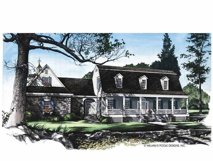 207 best Dutch Colonial images on Pinterest | Dutch colonial homes ...