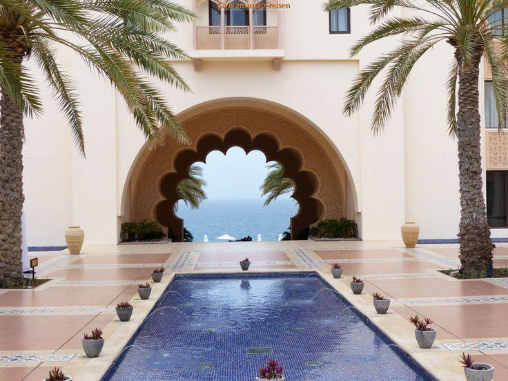 Shangri-La Hotel in Muscat, Oman