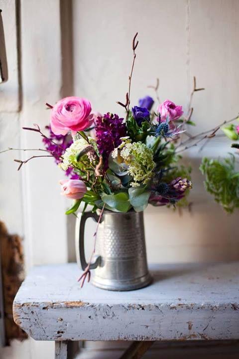 Bring me flowers....ღ~*~*✿⊱╮