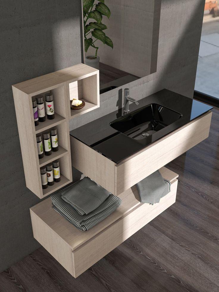 14 best urban mobili da bagno moderni componibili images for Mobili bagno componibili online