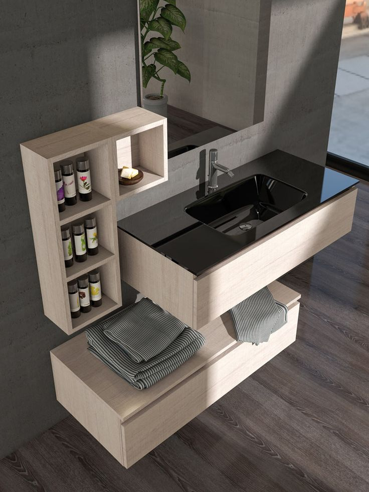 17 best images about urban mobili da bagno moderni for Mobili componibili per bagno