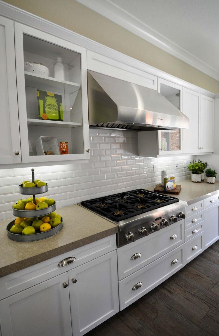 White Shaker Cabinets Galley Kitchen 54 Best Kitchen Remodel Ideas Images On Pinterest  Kitchen Ideas