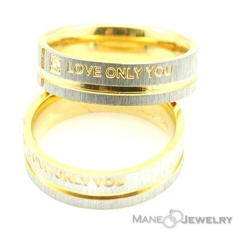 Cincin Kawin Model Lovely Silver Couple Serasi