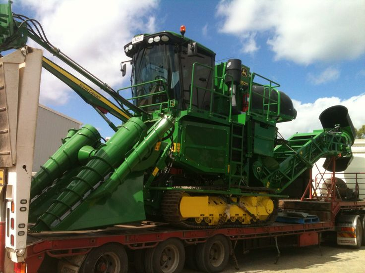 2014 John Deere 3520 ready for delivery