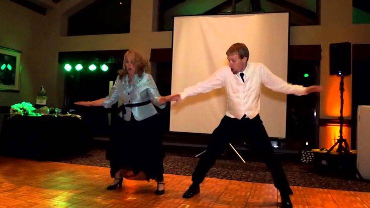 De beste moeder-zoon dans ooit!