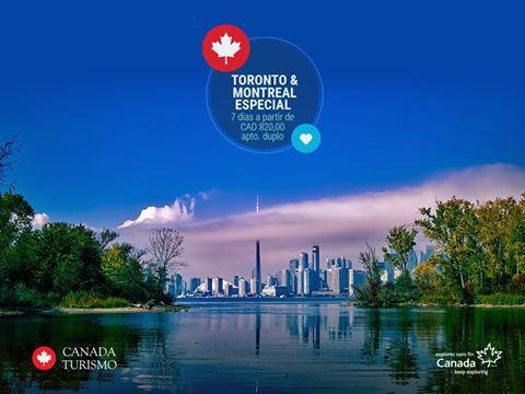 Dois dos destinos mais visitados do Canadá em uma só viagem! Toronto, a maior cidade do Canadá, e Montreal, a maior cidade da região de Quebec, são sinônimos de cultura e agitação.   Canada Turismo, sua melhor viagem #canada #explorecanada #extraordinariocanada #queroconhecer #toronto #especialtoronto #beautifuldestinations #destino #viajar #wanderlust #trip #travel #tourcanada #wanderlusting #traveller #viagem #montreal #quebec
