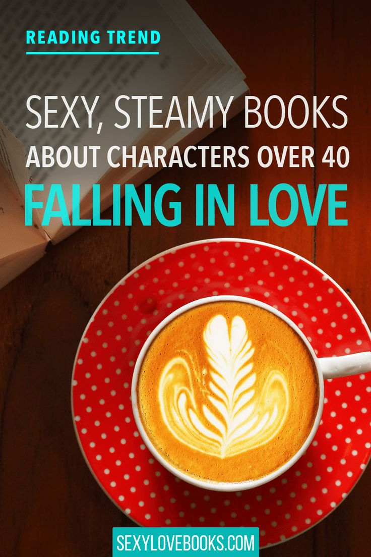 10 Contemporary Romance Books About Finding Love After 40  |  Sexy is ageless! Steamy contemporary romance novels about mature heroes and heroines...   TIP: Book #2 is a free bestseller!