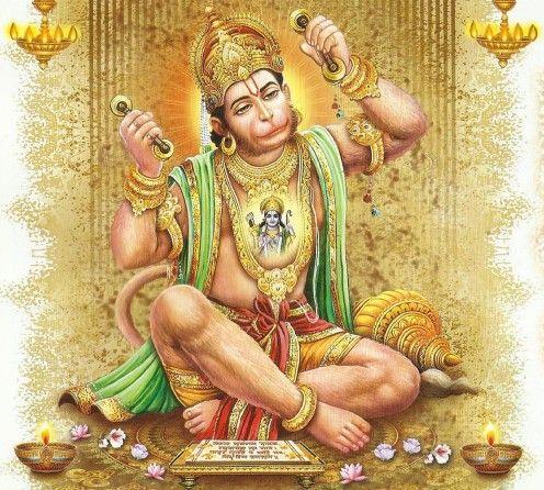 Mantras of Lord Hanuman
