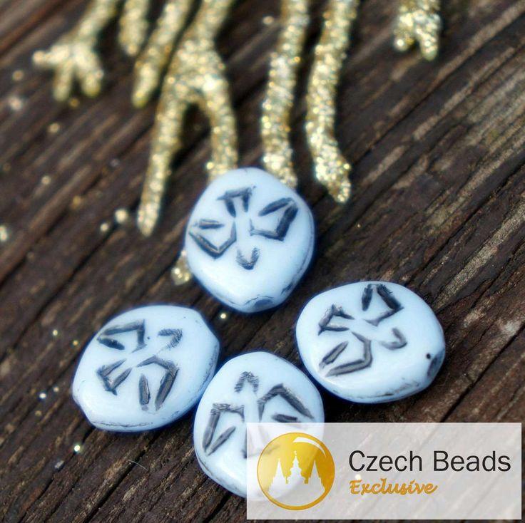 ✔ What's Hot Today: Opaque White Black Czech Glass Bird Beads Swallow Bead White Pigeon Bead White Dove Beads White Bird Beads Glass Animal Bead 10mm x 9mm 10pc https://czechbeadsexclusive.com/product/opaque-white-black-czech-glass-bird-beads-swallow-bead-white-pigeon-bead-white-dove-beads-white-bird-beads-glass-animal-bead-10mm-x-9mm-10pc/?utm_source=PN&utm_medium=czechbeads&utm_campaign=SNAP #CzechBeadsExclusive #10Mm_Bird_Beads, #10Mm_Czech_Glass_Beads, #9Mm_Bird_Beads,