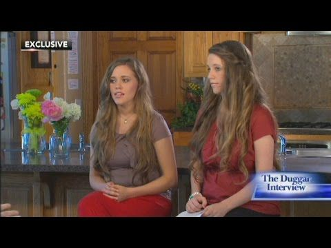 Part 1 of Megyn Kelly's interview with Duggar sisters Jill and Jessa - YouTube