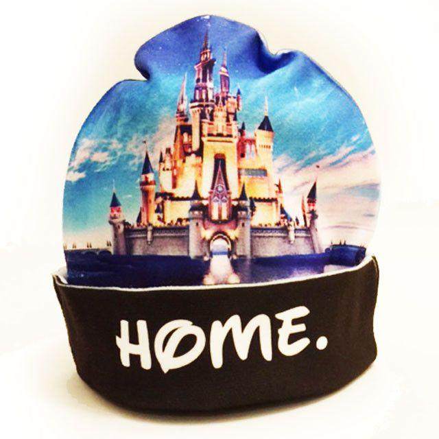 Disneyland Home Castle Hat   Disney Beanie