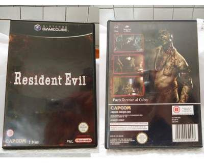 E per i collezionisti dei giochi di un tempo Resident Evil per #Nintendo GameCube/wii clicca questo annuncio su Kijiji