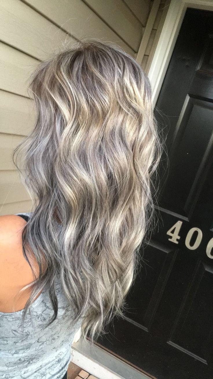 Ashy Blonde Hair #BeautyTipsForEyebrows