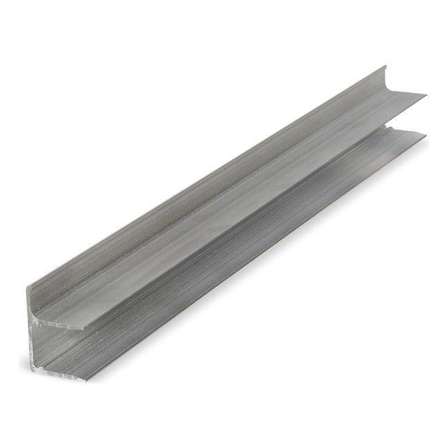 Profil Zamykajacy Aluminiowy Typ F 10 Mm Dl 2 1 M Profile Laczace Akcesoria Do Pokryc