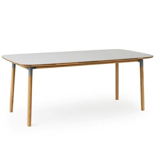 Normann Copenhagen Form Table 95x200cm