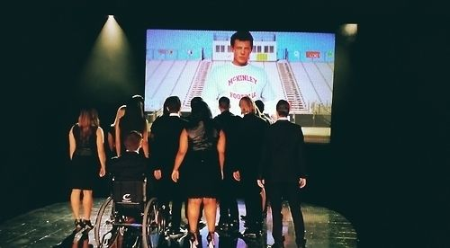 From Glee's The Quarterback