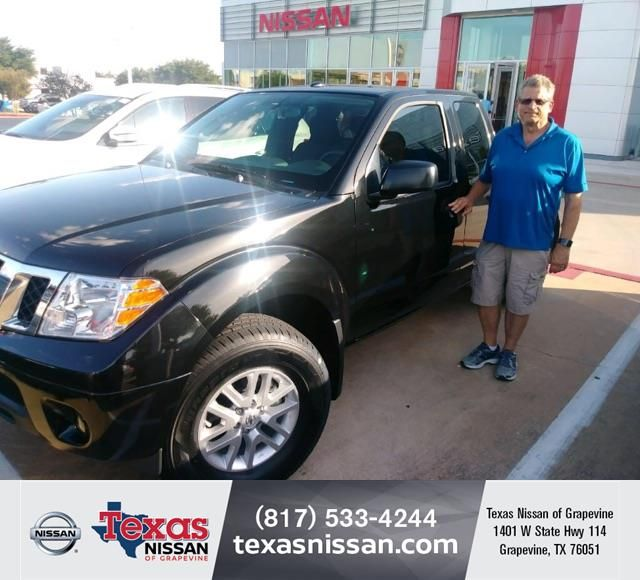 Congratulations Paul on your #Nissan #Frontier from Kurt Stalnaker at Texas Nissan of Grapevine!  https://deliverymaxx.com/DealerReviews.aspx?DealerCode=OOIB  #TexasNissanofGrapevine