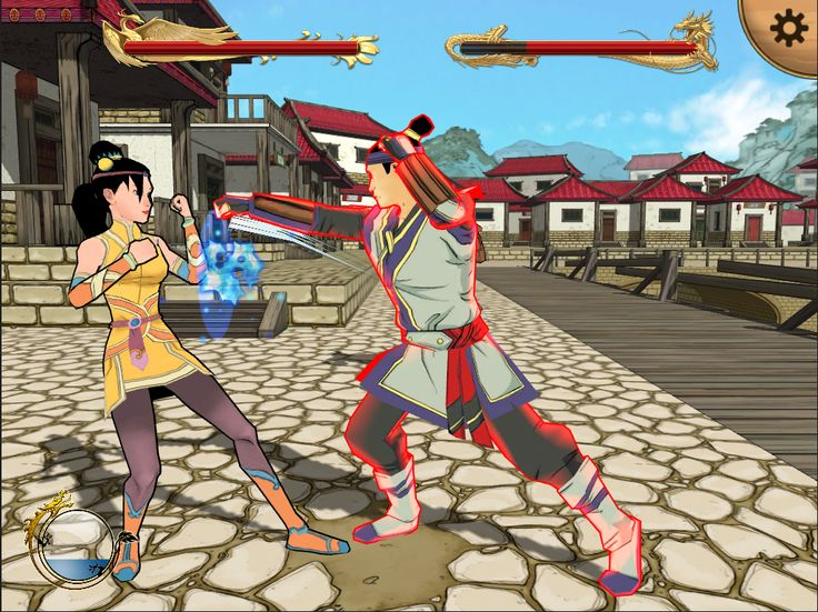 Here's the latest look at our Focus Mode. These street thugs are no match for Shuyan! #WIP #indiegame #videogame #gaming #gamedev #martialarts #graphicnovel