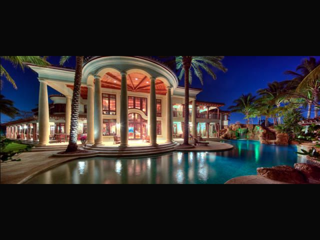 Best Real Estate NE Th Street Fort Lauderdale Florida - Before and after from a mediterranean house fort lauderdale