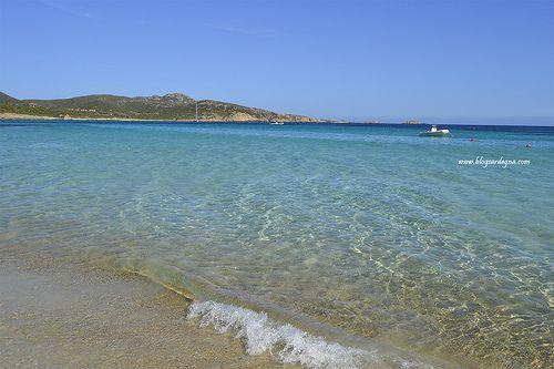 Spiaggia di #Tuerredda #Sardegna