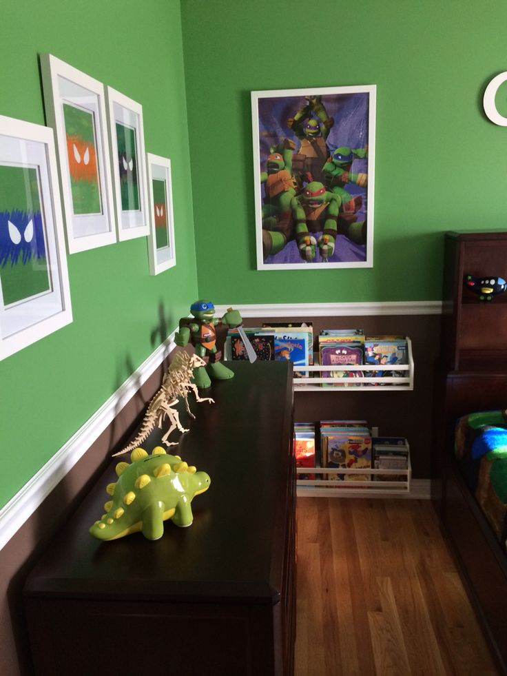 23 Best Images About Ninja Turtle Room Gregory On