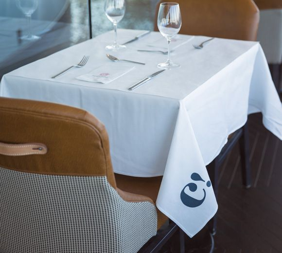 LEMAYMICHAUD | CIEL | Québec | Architecture | Design | Restaurant | Eatery | Hospitality | Bistro | Bar | Natural light | View | Sky | Seating | Chairs | Tables