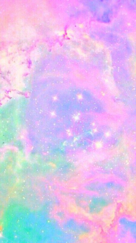 Pastel Unicorn Galaxy