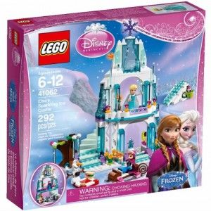 LEGO Frozen Disney Princess Elsa's Sparkling Ice Castle just $31.99! (Reg. $39.99)