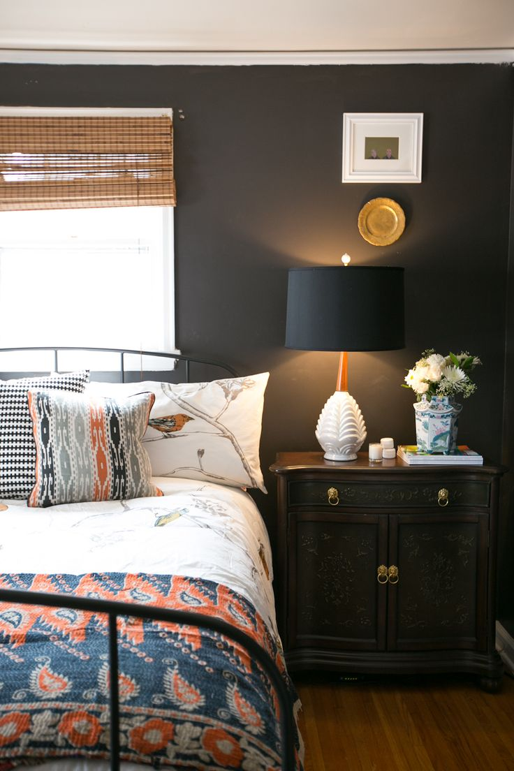 25 best images about sherwin williams colors on pinterest 14918 | 7f07215c2b416b9ccafd7699c0c4e7c3 black bedroom walls dark bedrooms