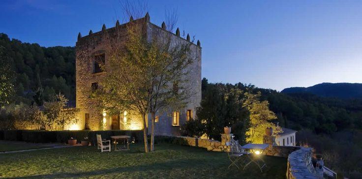 La Torre del Visco, hotel con encanto para escapadas románticas y escapadas de fin de semana en el Matarraña - Teruel - Aragón #relaischateaux #boutiquehotel #hotel #sienteTeruel