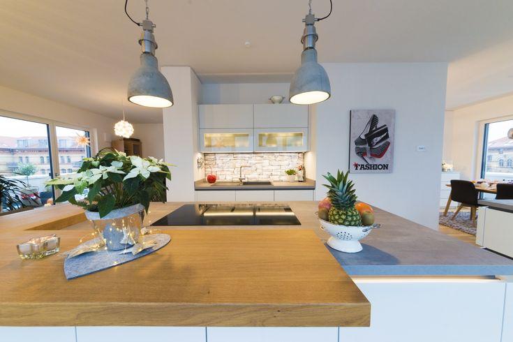 Arbeitsplatte x beleuchtung x Betonlampen x bild x boden x Dekor x - steckdose arbeitsplatte küche