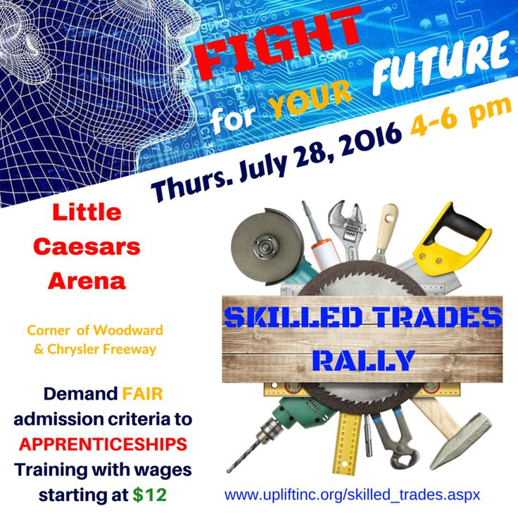 Skilled Trade careers are growing in high demand