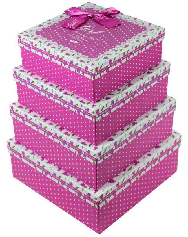 Sada dárkových krabic